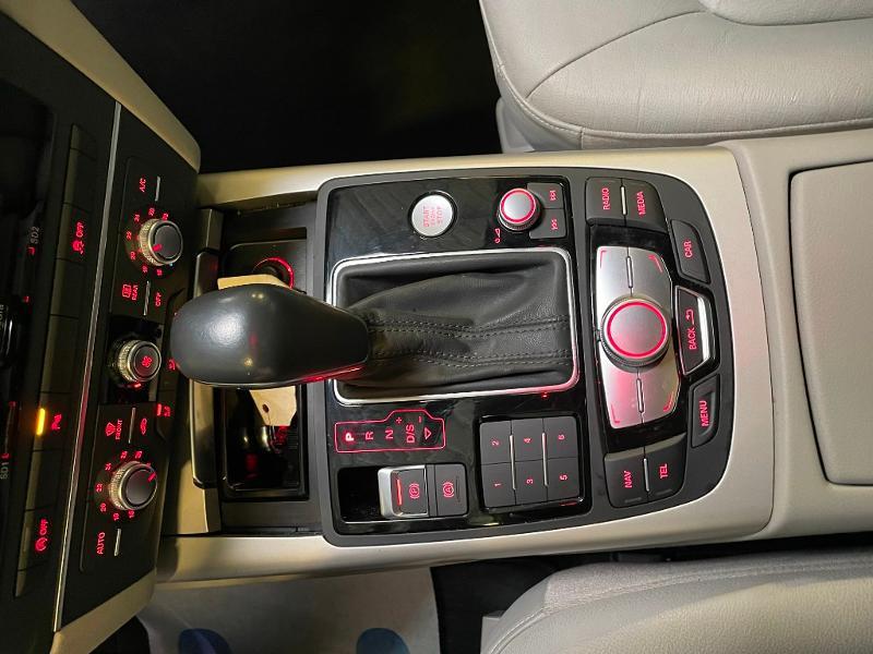 Photo 20 de l'offre de AUDI A6 Avant 3.0 V6 TDI 218ch Business Executive quattro S tronic 7 à 26900€ chez Dugast automobiles