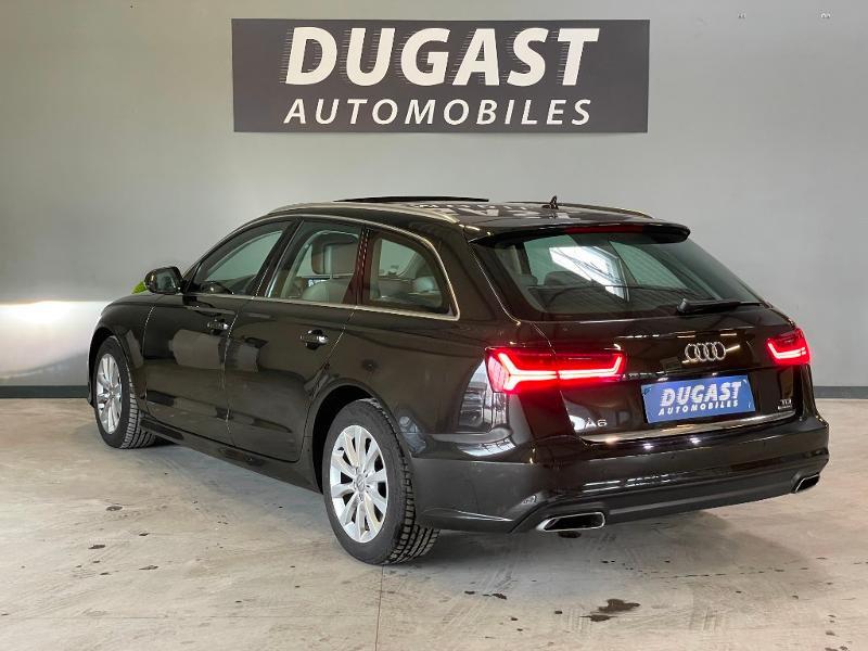 Photo 3 de l'offre de AUDI A6 Avant 3.0 V6 TDI 218ch Business Executive quattro S tronic 7 à 26900€ chez Dugast automobiles