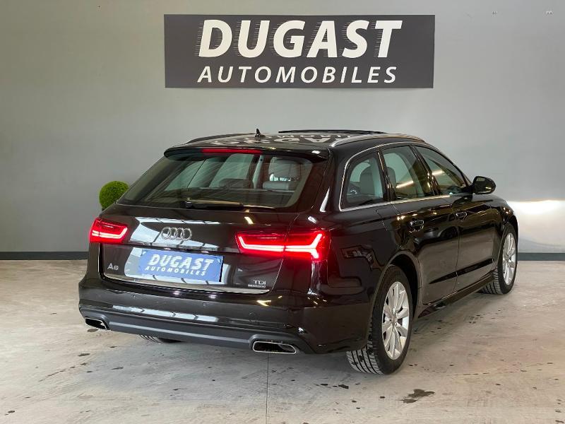 Photo 4 de l'offre de AUDI A6 Avant 3.0 V6 TDI 218ch Business Executive quattro S tronic 7 à 26900€ chez Dugast automobiles