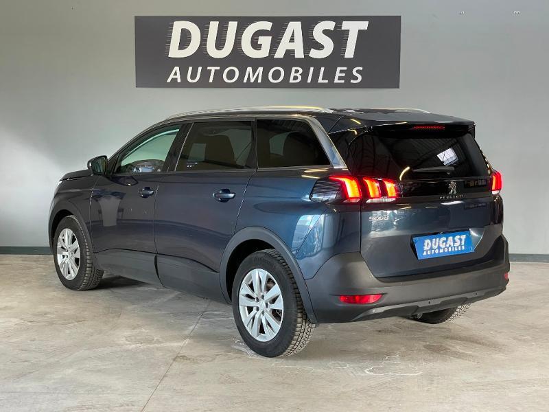 Photo 3 de l'offre de PEUGEOT 5008 1.5 BlueHDi 130ch E6.c Active Business S&S EAT8 à 19900€ chez Dugast automobiles