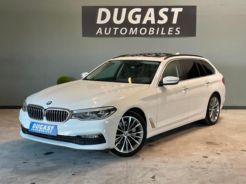Photo 2 de l'offre de BMW Serie 5 530dA xDrive 265ch Executive Euro6c à 34900€ chez Dugast automobiles