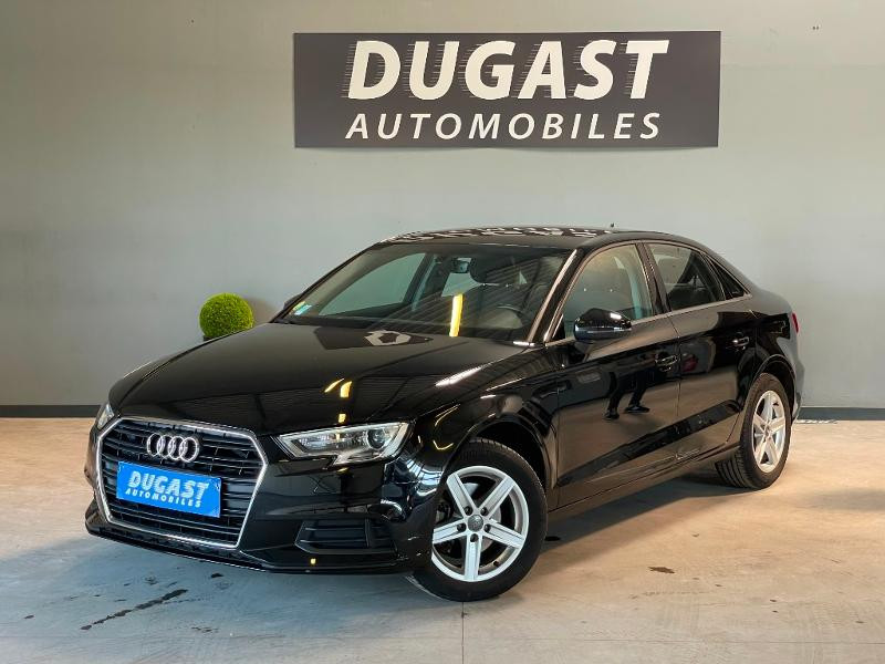 Photo 2 de l'offre de AUDI A3 BERLINE 2.0 TDI 150ch BUSINESS BVM6 à 17900€ chez Dugast automobiles