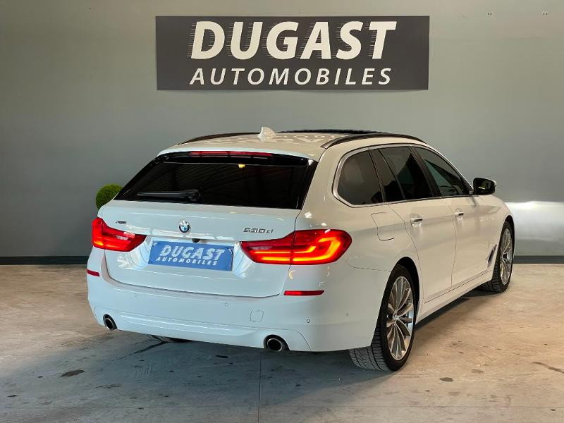 Photo 4 de l'offre de BMW Serie 5 530dA xDrive 265ch Executive Euro6c à 34900€ chez Dugast automobiles