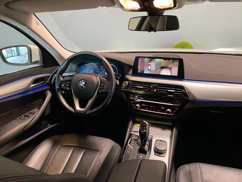 Photo 10 de l'offre de BMW Serie 5 530dA xDrive 265ch Executive Euro6c à 34900€ chez Dugast automobiles