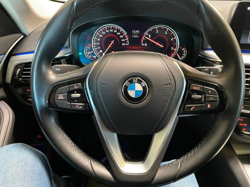 Photo 24 de l'offre de BMW Serie 5 530dA xDrive 265ch Executive Euro6c à 34900€ chez Dugast automobiles