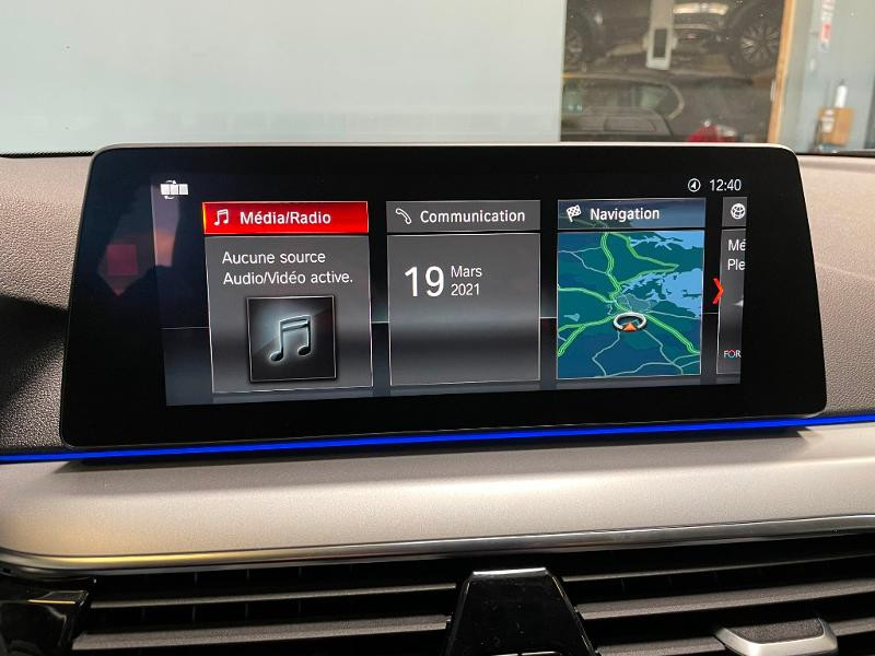Photo 21 de l'offre de BMW Serie 5 530dA xDrive 265ch Executive Euro6c à 34900€ chez Dugast automobiles
