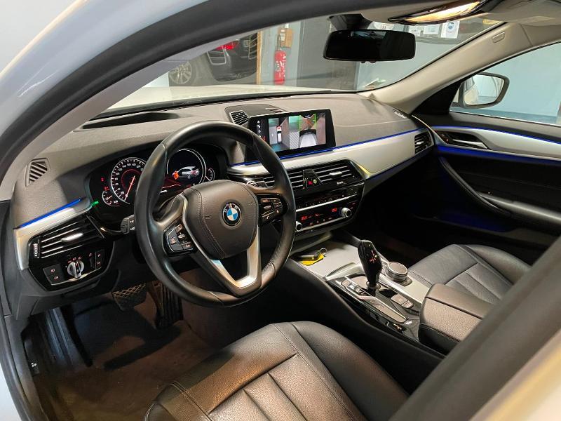 Photo 16 de l'offre de BMW Serie 5 530dA xDrive 265ch Executive Euro6c à 34900€ chez Dugast automobiles