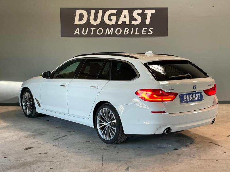 Photo 3 de l'offre de BMW Serie 5 530dA xDrive 265ch Executive Euro6c à 34900€ chez Dugast automobiles