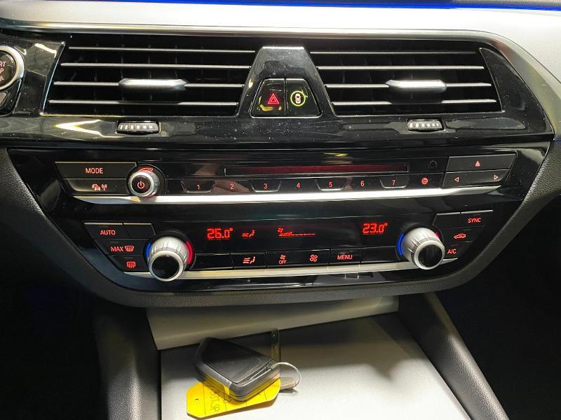 Photo 23 de l'offre de BMW Serie 5 530dA xDrive 265ch Executive Euro6c à 34900€ chez Dugast automobiles