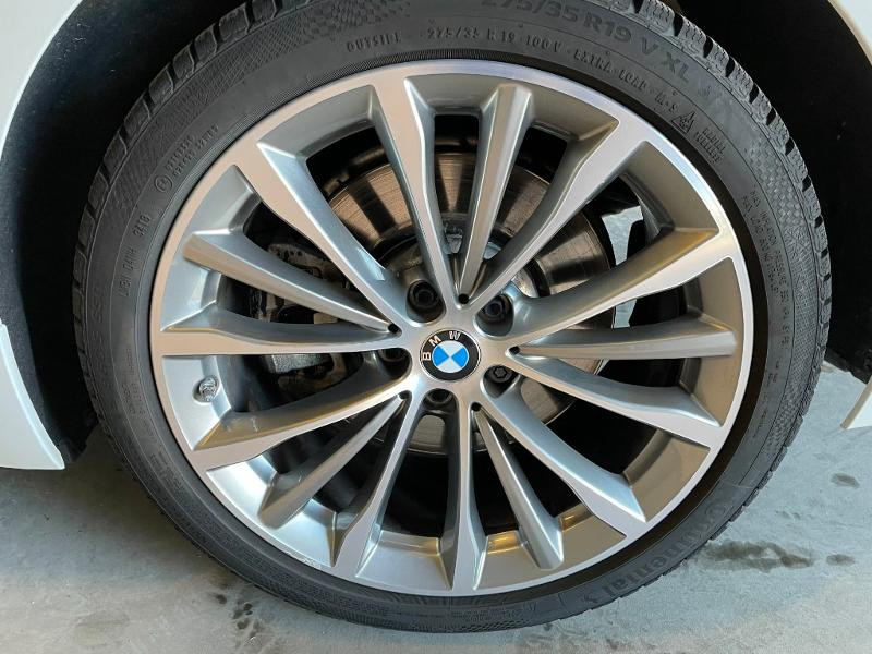 Photo 15 de l'offre de BMW Serie 5 530dA xDrive 265ch Executive Euro6c à 34900€ chez Dugast automobiles