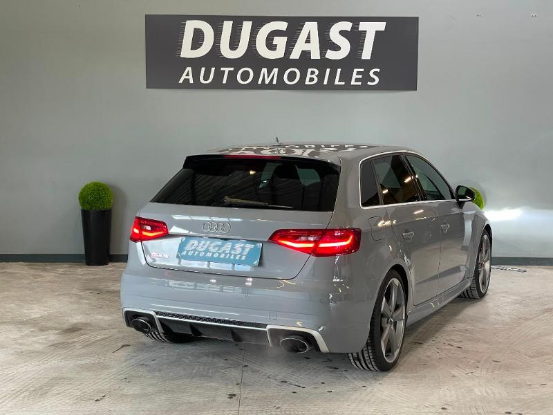 Photo 4 de l'offre de AUDI RS3 Sportback 2.5 TFSI 367ch quattro S tronic 7 à 48900€ chez Dugast automobiles