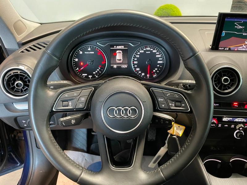 Photo 12 de l'offre de AUDI A3 Sportback 1.6 TDI 116ch Business line à 16900€ chez Dugast automobiles