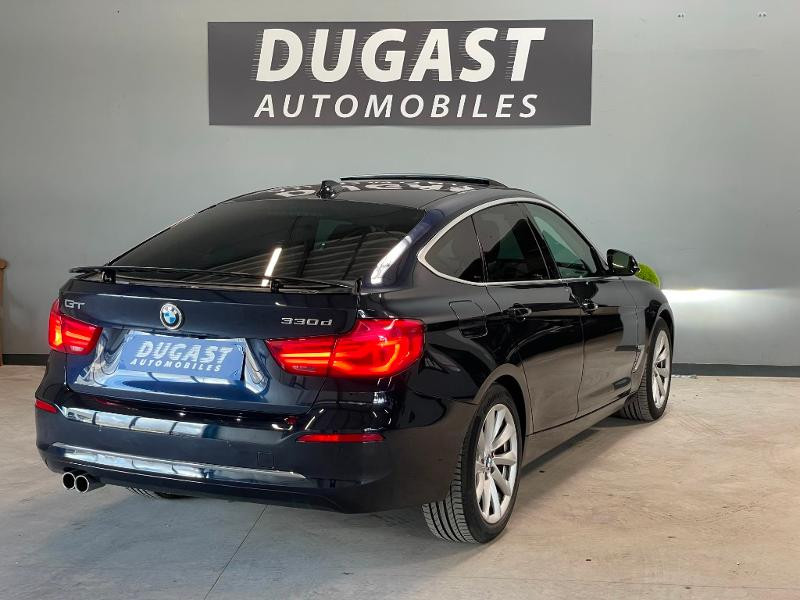 Photo 4 de l'offre de BMW Serie 3 Gran Turismo 330dA 258ch Luxury Ultimate Euro6c à 32900€ chez Dugast automobiles