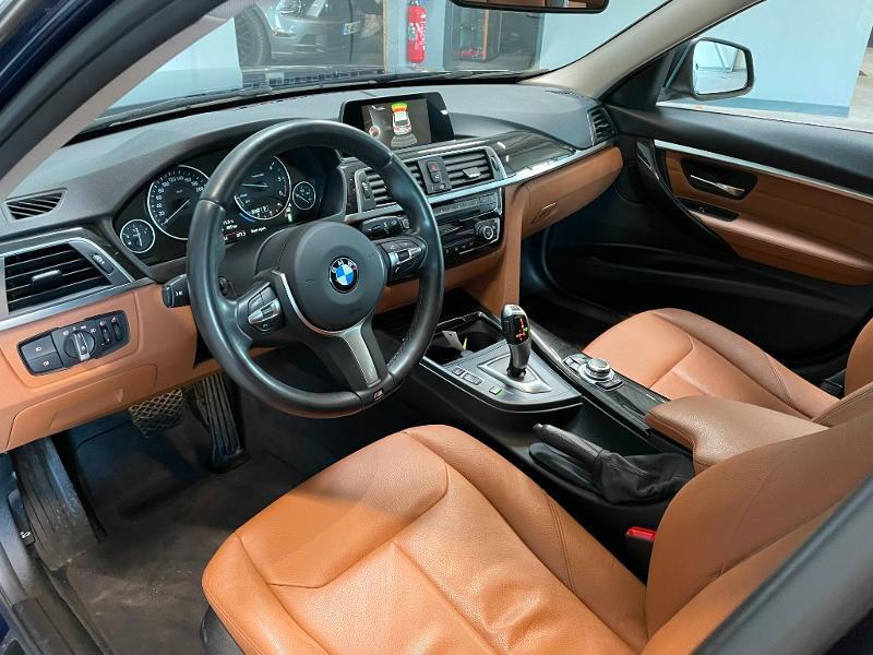 Photo 13 de l'offre de BMW Serie 3 Touring 320dA 163ch EfficientDynamics Edition Luxury à 20900€ chez Dugast automobiles