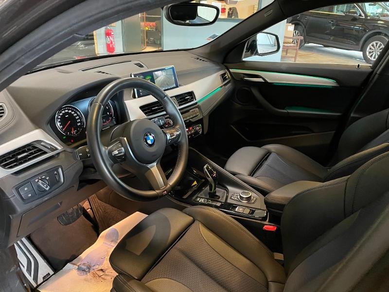 Photo 12 de l'offre de BMW X2 sDrive18dA 150ch M Sport à 39900€ chez Dugast automobiles