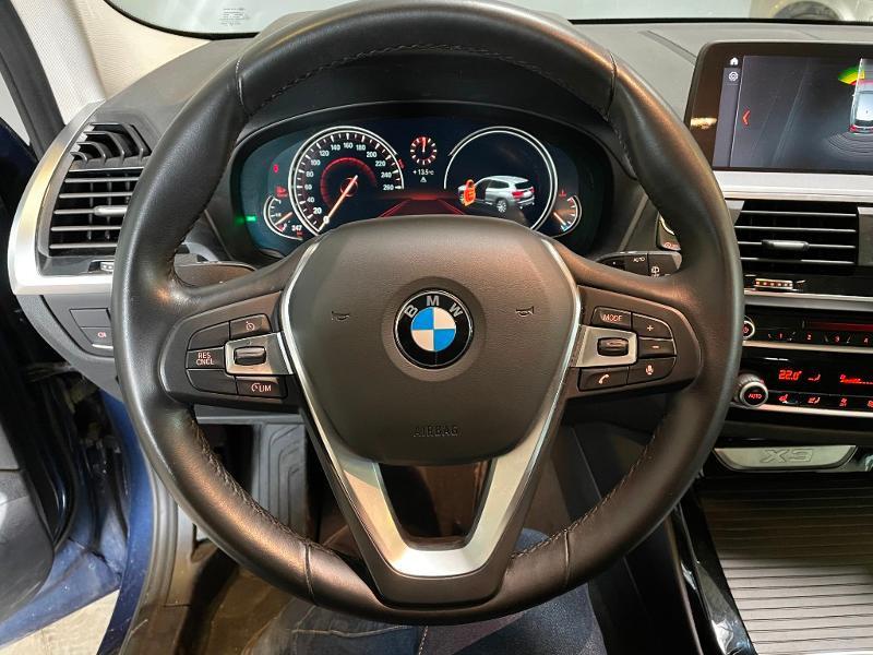 Photo 16 de l'offre de BMW X3 XDRIVE 20DA 190ch LOUNGE PLUS à 35900€ chez Dugast automobiles