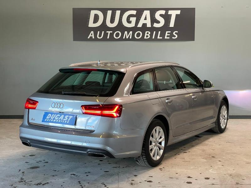 Photo 3 de l'offre de AUDI A6 Avant 2.0 TFSI 252ch Business Executive S tronic 7 à 32900€ chez Dugast automobiles