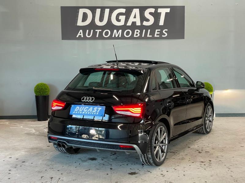 Photo 4 de l'offre de AUDI A1 Sportback 1.4 TFSI 125ch Ambition Luxe à 17900€ chez Dugast automobiles