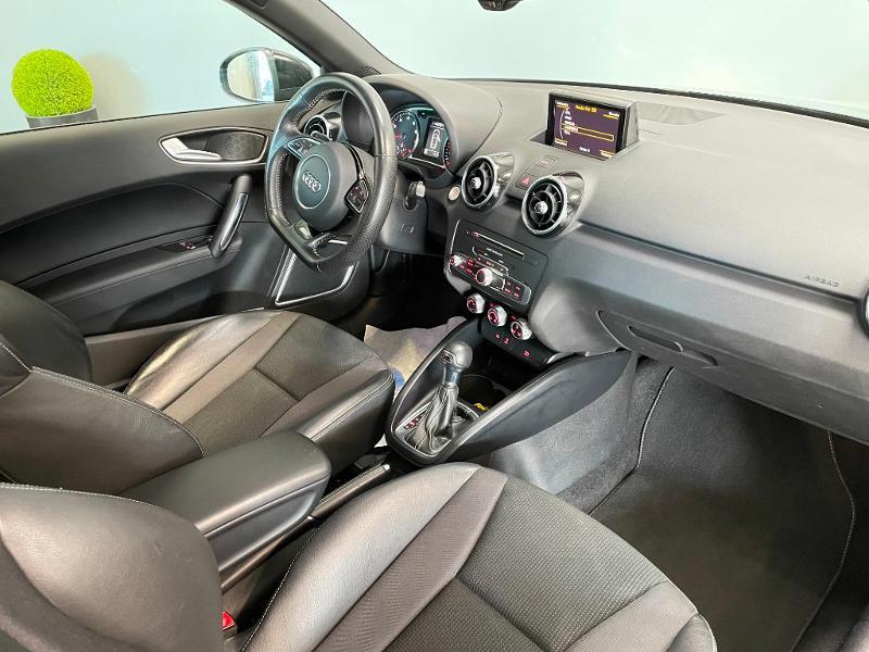 Photo 5 de l'offre de AUDI A1 1.8 TFSI 192ch S line S tronic 7 à 20900€ chez Dugast automobiles