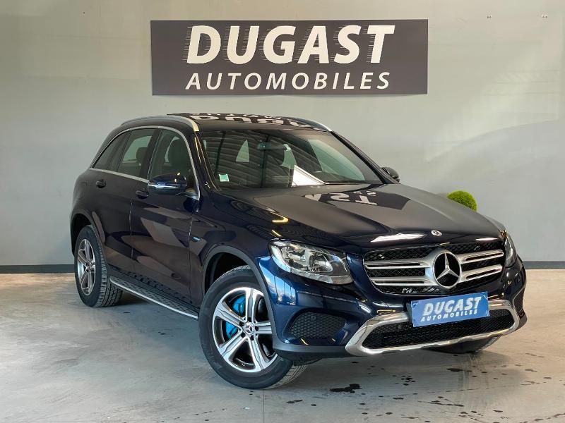 Mercedes-Benz GLC 350 e 211+116ch Business Executive 4Matic 7G-Tronic plus Hybride Bleu Foncé Métal Occasion à vendre