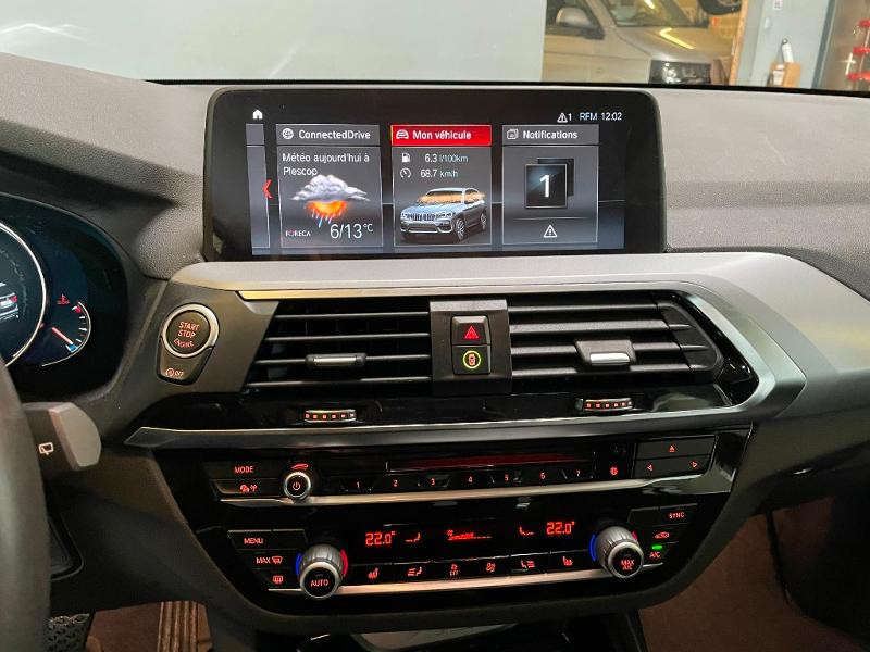 Photo 18 de l'offre de BMW X3 XDRIVE 20DA 190ch LOUNGE PLUS à 35900€ chez Dugast automobiles