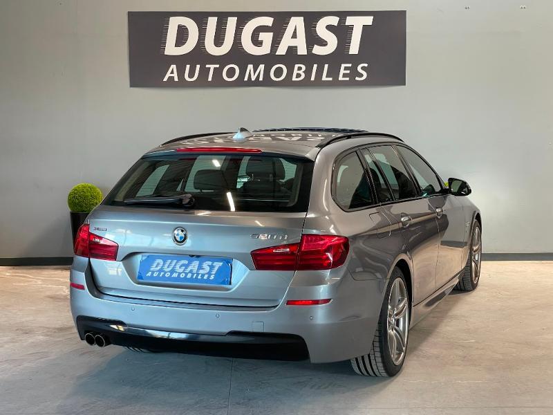 Photo 4 de l'offre de BMW Serie 5 Touring 520dA xDrive 190ch M Sport à 17700€ chez Dugast automobiles