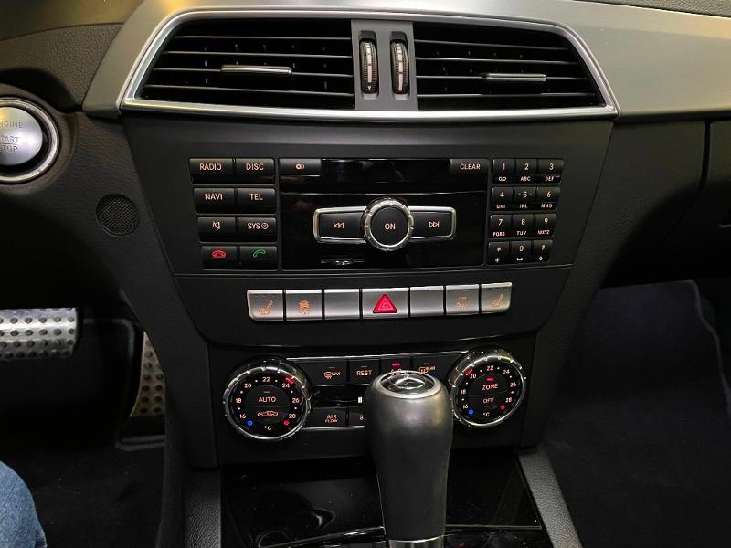 Photo 22 de l'offre de MERCEDES-BENZ Classe C Break 63 AMG Speedshift MCT à 36900€ chez Dugast automobiles