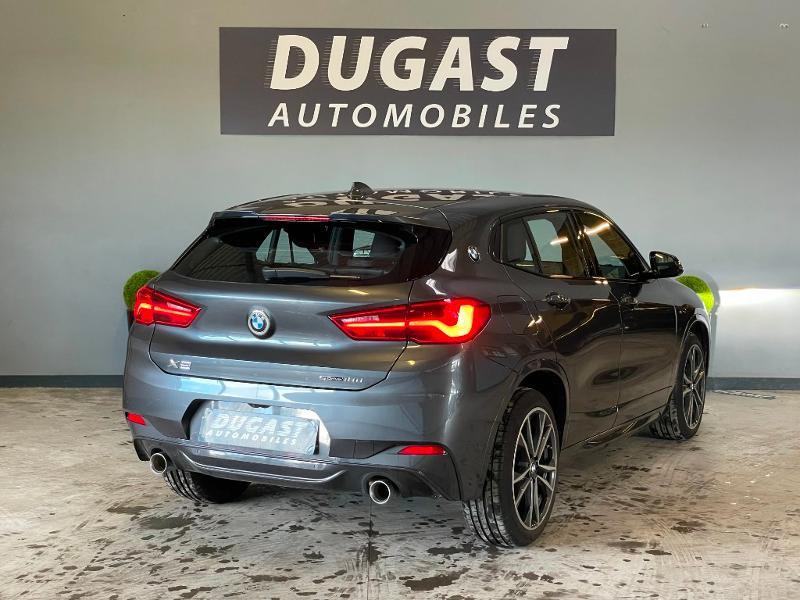 Photo 4 de l'offre de BMW X2 sDrive18dA 150ch M Sport à 39900€ chez Dugast automobiles