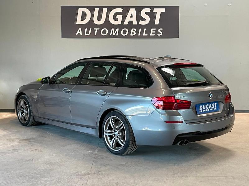 Photo 3 de l'offre de BMW Serie 5 Touring 520dA xDrive 190ch M Sport à 17700€ chez Dugast automobiles