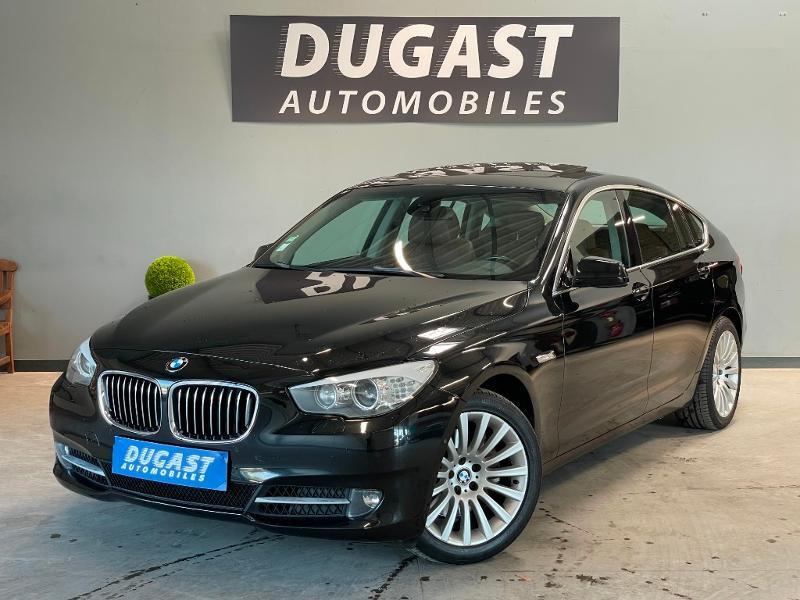 Photo 2 de l'offre de BMW Serie 5 Gran Turismo 530dA 245ch Exclusive à 18900€ chez Dugast automobiles