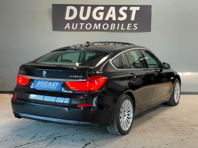 Photo 4 de l'offre de BMW Serie 5 Gran Turismo 530dA 245ch Exclusive à 18900€ chez Dugast automobiles