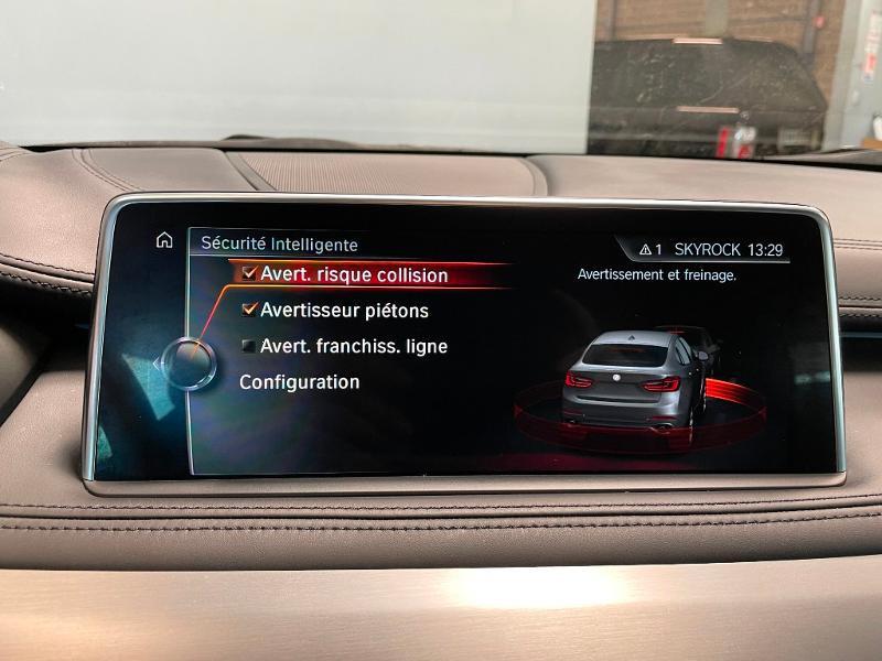 Photo 25 de l'offre de BMW X6 xDrive 30dA 258ch Edition à 44900€ chez Dugast automobiles