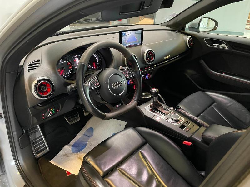 Photo 15 de l'offre de AUDI RS3 Sportback 2.5 TFSI 367ch quattro S tronic 7 à 48900€ chez Dugast automobiles