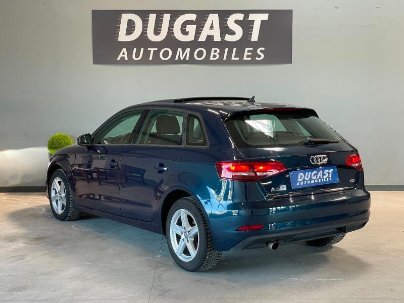 Photo 3 de l'offre de AUDI A3 Sportback 1.6 TDI 116ch Business line à 16900€ chez Dugast automobiles