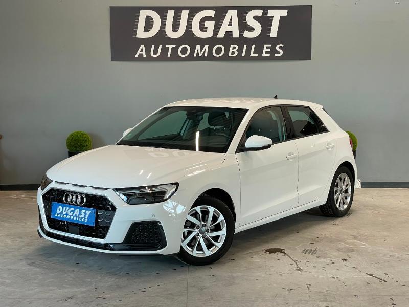 Photo 2 de l'offre de AUDI A1 Sportback 30 TFSI 116ch Design Luxe à 23900€ chez Dugast automobiles