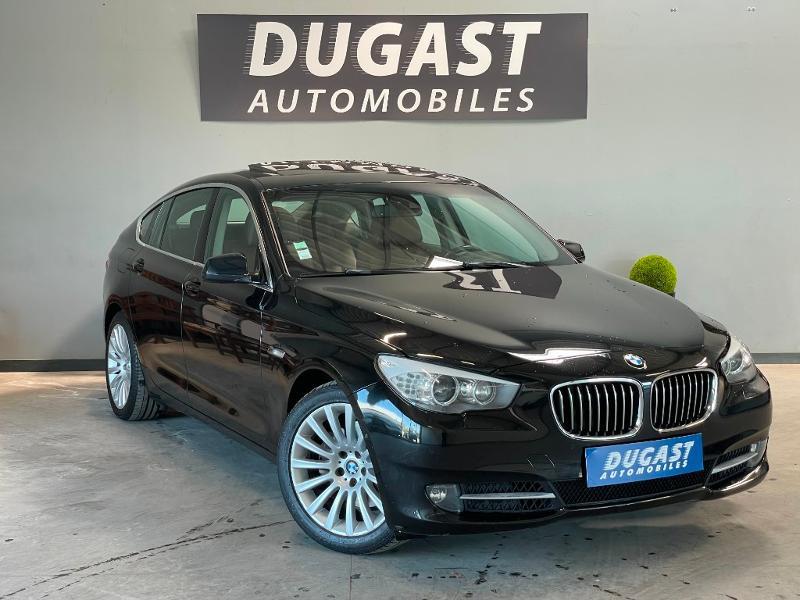 Photo 1 de l'offre de BMW Serie 5 Gran Turismo 530dA 245ch Exclusive à 18900€ chez Dugast automobiles