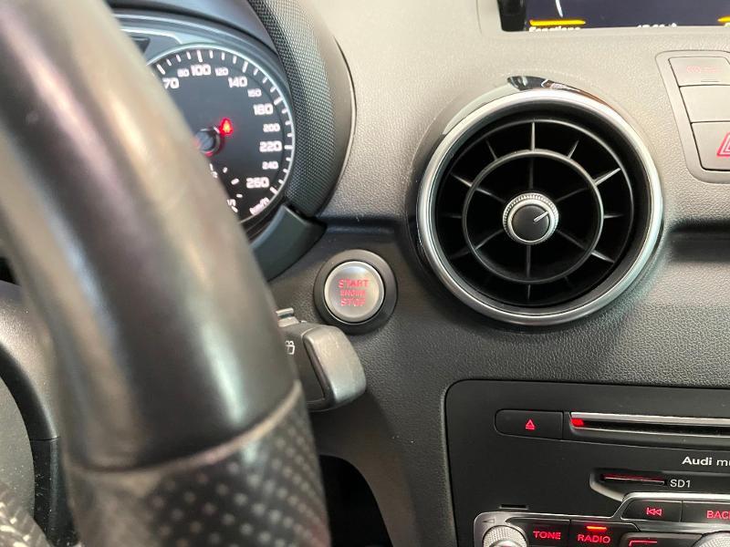 Photo 19 de l'offre de AUDI A1 1.8 TFSI 192ch S line S tronic 7 à 20900€ chez Dugast automobiles