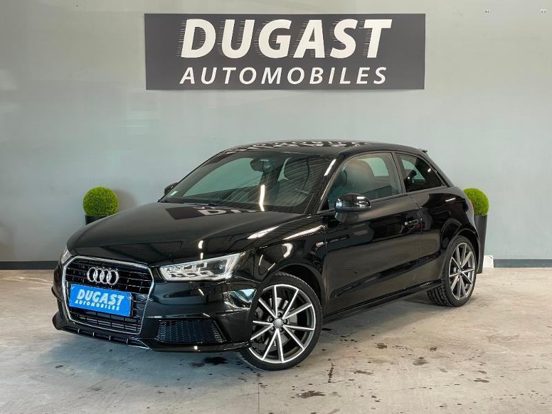 Photo 2 de l'offre de AUDI A1 1.8 TFSI 192ch S line S tronic 7 à 20900€ chez Dugast automobiles