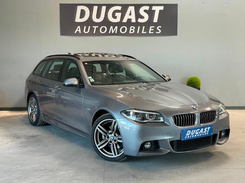 Photo 1 de l'offre de BMW Serie 5 Touring 520dA xDrive 190ch M Sport à 17700€ chez Dugast automobiles
