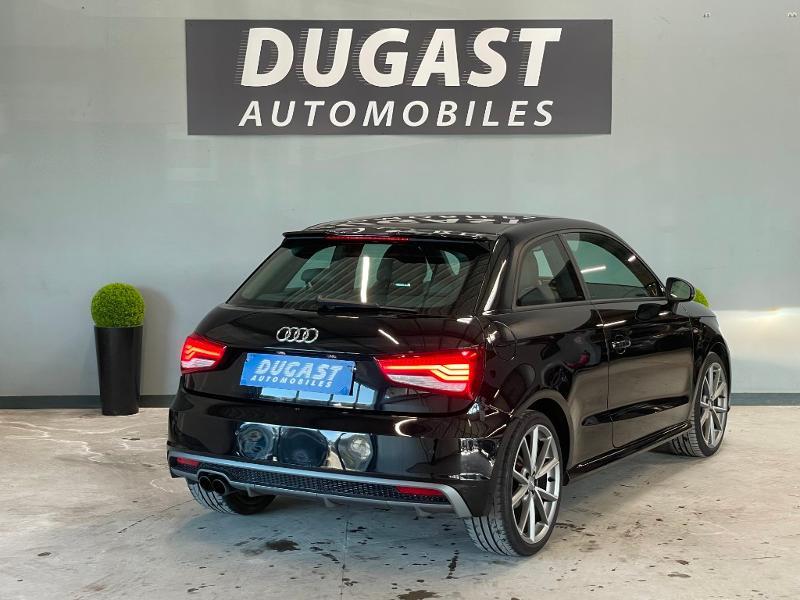 Photo 4 de l'offre de AUDI A1 1.8 TFSI 192ch S line S tronic 7 à 20900€ chez Dugast automobiles