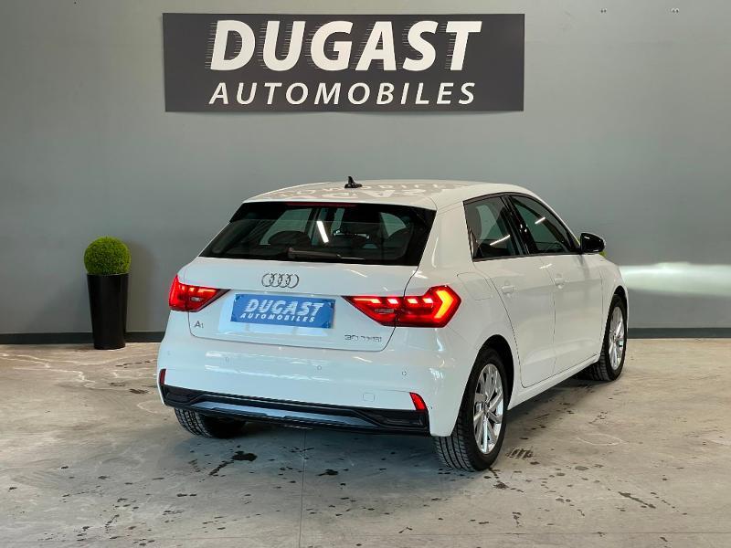 Photo 4 de l'offre de AUDI A1 Sportback 30 TFSI 116ch Design Luxe à 23900€ chez Dugast automobiles