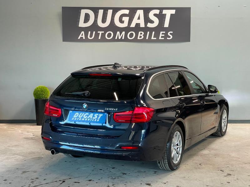Photo 4 de l'offre de BMW Serie 3 Touring 318dA 150ch Business à 14900€ chez Dugast automobiles