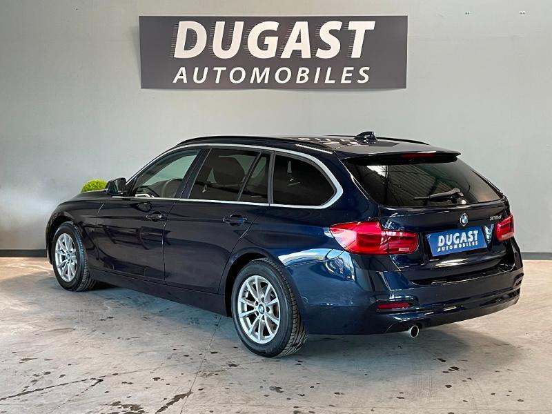 Photo 3 de l'offre de BMW Serie 3 Touring 318dA 150ch Business à 14900€ chez Dugast automobiles
