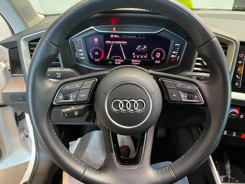 Photo 13 de l'offre de AUDI A1 Sportback 30 TFSI 116ch Design Luxe à 23900€ chez Dugast automobiles