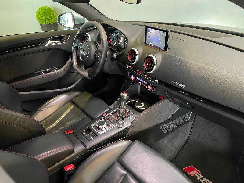 Photo 5 de l'offre de AUDI RS3 Sportback 2.5 TFSI 367ch quattro S tronic 7 à 48900€ chez Dugast automobiles