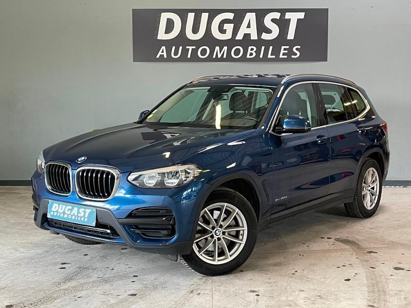 Photo 2 de l'offre de BMW X3 XDRIVE 20DA 190ch LOUNGE PLUS à 35900€ chez Dugast automobiles