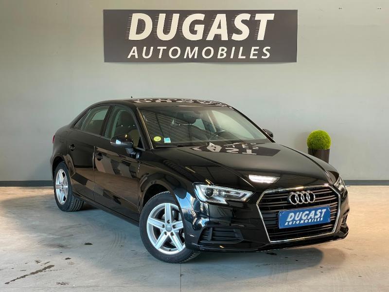 Audi A3 BERLINE 2.0 TDI 150ch BUSINESS BVM6 Diesel Noir Métal Occasion à vendre