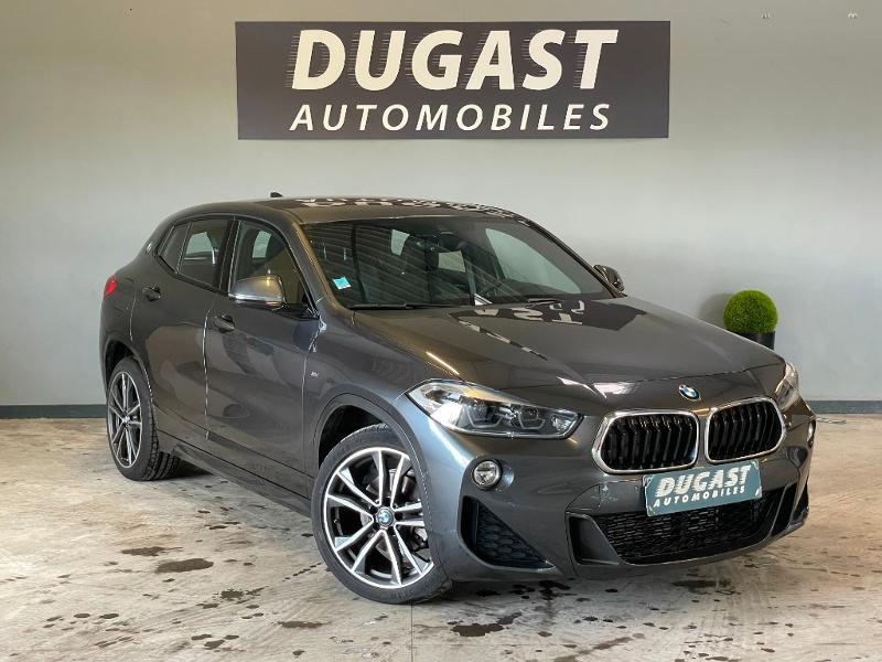 Photo 1 de l'offre de BMW X2 sDrive18dA 150ch M Sport à 39900€ chez Dugast automobiles