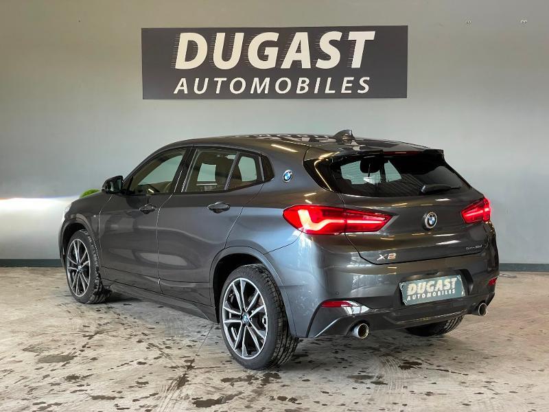 Photo 3 de l'offre de BMW X2 sDrive18dA 150ch M Sport à 39900€ chez Dugast automobiles
