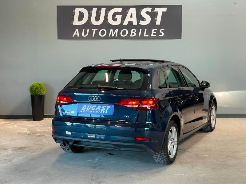 Photo 4 de l'offre de AUDI A3 Sportback 1.6 TDI 116ch Business line à 16900€ chez Dugast automobiles